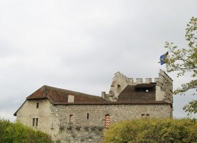 Dookola-swiata: Szwajcaria w podróży: Zamek Habsburg