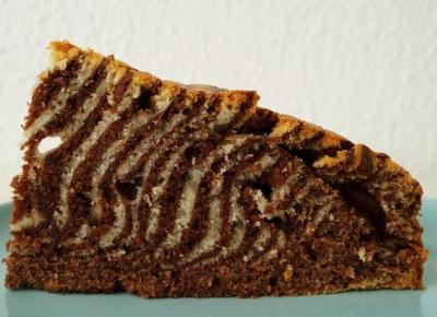 Dookola-swiata: Cos pysznego - Ciasto Zebra