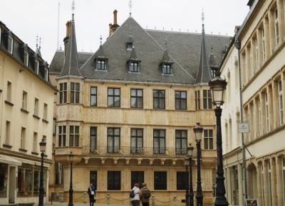 Dookola-swiata: 3 kraje w 2 dni: Luksemburg