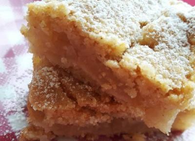 Dookola-swiata: Co? pysznego - Kruche ciasto z domowym musem.