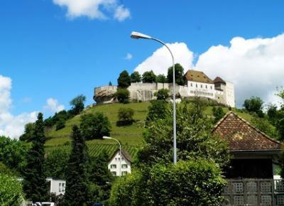Dookola-swiata: Szwajcarskie zamki: Zamek Lenzburg