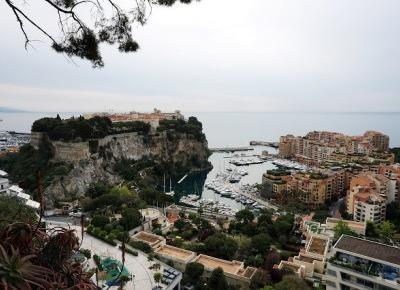 Dookola-swiata: Czy warto odwiedzić Monako? #1 - Pierwsze wrażenia.