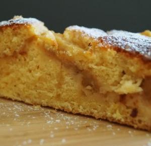 Dookola-swiata: Coś pysznego #20 - Ciasto z musem jabłkowym