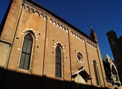 Dookola-swiata: Werona w podróży #6 - Arena, Kościół św. Anastazji, Plac Signori