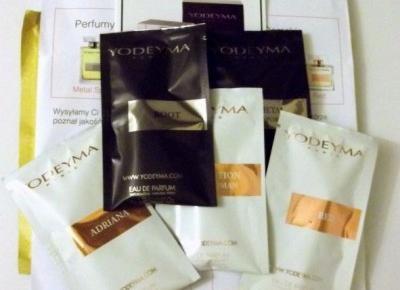 Zamów darmowe próbki perfum (nawet 15 ml)! | Dorabiaj przez Internet
