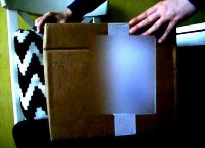 WIELKIE testowanie produktów, Everyday me, otwarcie paczki