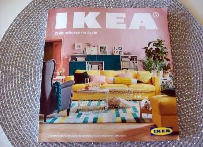 Ikea katalog 2018 | Dorabiaj przez Internet