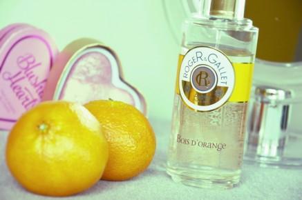 Dorota Pisze.pl: Świąteczny zapach pomarańczy. Czyli jak pachną perfumy Roger&Gallet. Bois D' Orange.