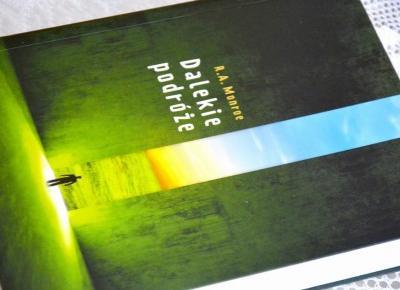 Moja ulubiona książka Dalekie Podróże