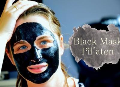 Dorota Pisze.pl: Black Pil'aten mask. Chiński test maseczki która robi furorę w sieci.