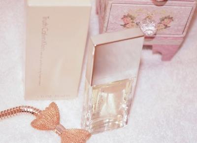 Dorota Pisze.pl: Perfumy dla niej. Truth. Calvin Klein