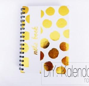 Be Different: DIY: Kalendarz na 2016
