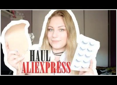 KUPIŁAM STANIK Z KLEJEM 🙉 😱| Haul z aliexpress #1