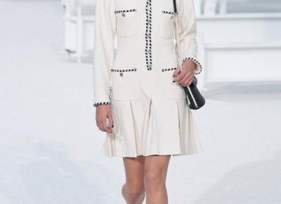 W świecie Chanel Spring 2021 Ready-to-Wear Collection | D&P Blog