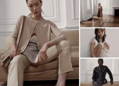 Burberry Pre-fall 2019 przegląd najciekawszych stylizacji | D&P Blog