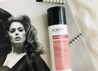 Korff Milano - nowa marka kosmetyków premium w Polsce | D&P Blog