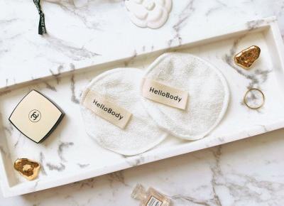 Wielorazowe płatki kosmetyczne Hello Body - czy warto je kupić?