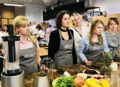 Warsztaty kulinarne w Food Lab Studio z Grzegorzem Łapanowskim
