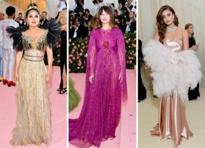 Met Gala 2019 Red Carpet przegląd stylizacji | D&P Blog