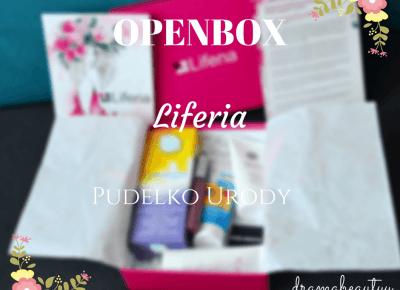 uroda dramatycznie.: OPENBOX: Liferia - Pudełko Urody