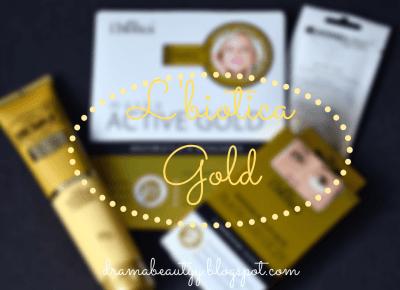 uroda dramatycznie.: DOSKONAŁY PODARUNEK, czyli seria Gold marki L'biotica