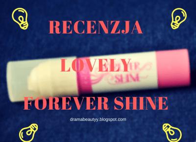 uroda dramatycznie.: RECENZJA: Lovely - Forever Shine