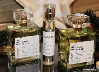 W KRĘGU ZAPACHÓW: Made in Lab - Perfumy inspirowane znanymi zapachami [uroda dramatycznie.]