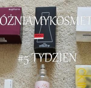 uroda dramatycznie.: #OPRÓŻNIAMYKOSMETYCZKI: #5 TYDZIEŃ WYZWANIA - Ukojenie zmysłów: Perfumy