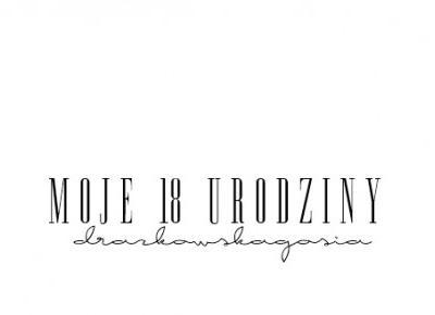 drazkowskagosia | blog lifestylowy