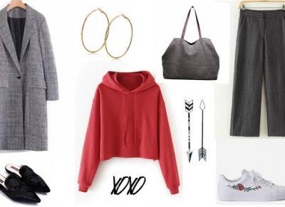 Jesienny outfit - Zaful!