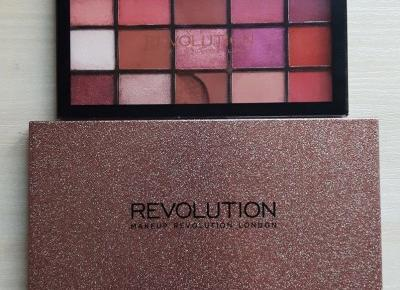 Newtrals 2 vs. Guest List | Porównanie ciepłych palet Makeup Revolution