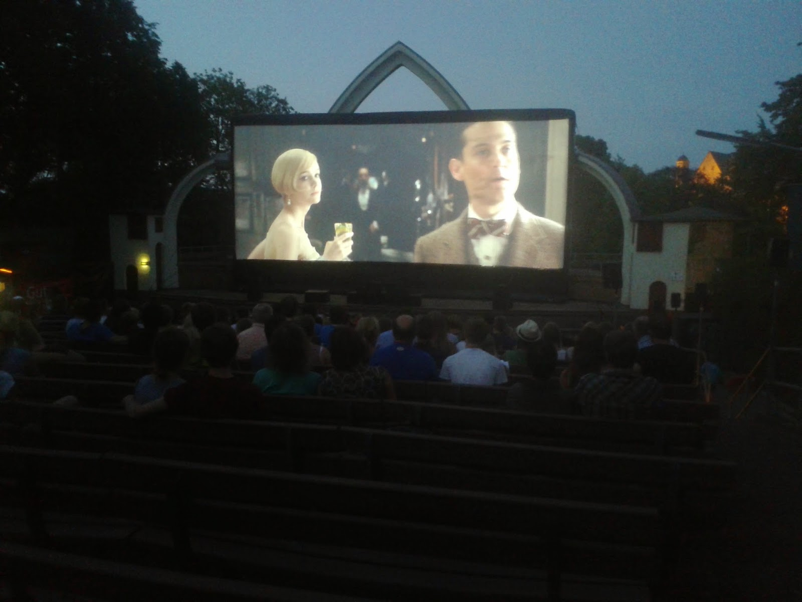 Mów mi Dżejkob: Open Air Kino!