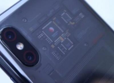 Xiaomi Mi8 Mi 8 Explorer Edition