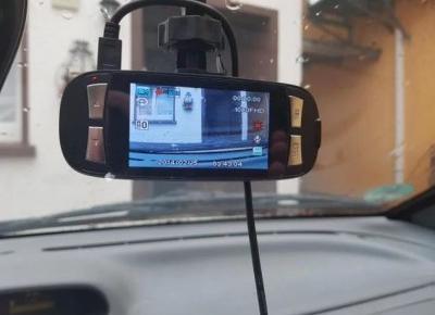 Kamera samochodowa wideorejestrator G1W-CB