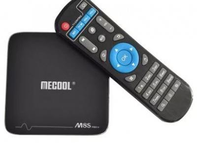 MECOOL M8S Pro+ TV Box Amlogic S905X Android 7.1