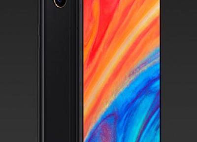 Xiaomi Mi MIX 2S 5.99'' 6GB RAM 64GB ROM Snapdragon 845 [Banggood]