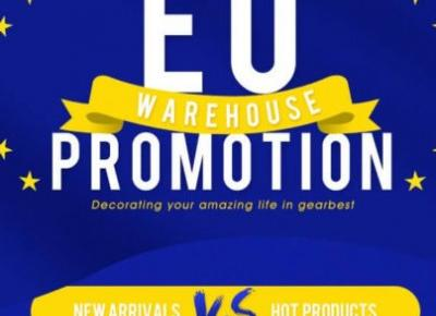 Gearbest – promocje z magazynów w Europie
