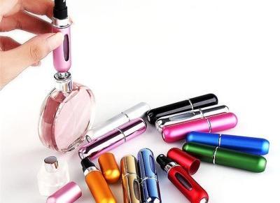 Mini-spray do wielokrotnego napełniania perfumami
