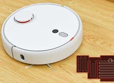 Robot odkurzający Xiaomi Mijia 1S