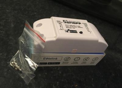 Przełącznik SONOFF WiFi basic