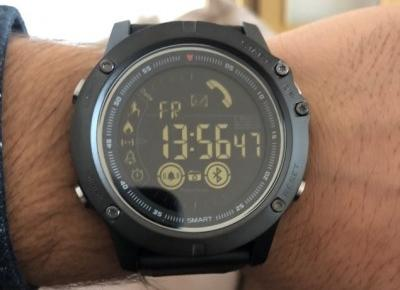 Smartwatch Zeblaze VIBE 3