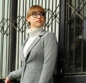 eMdzeJ: #7 Vintage ala Businesswoman