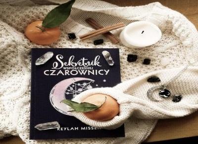 Sekretnik Współczesnej Czarownicy Recenzja Książki