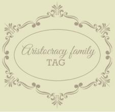 KultuSarnie   recenzje : Aristocracy family TAG