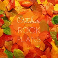 Październikowe plany książkowe/ October BOOK PLANS