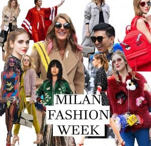 Edii.J: THE BEST OF MILAN FASHION WEEK