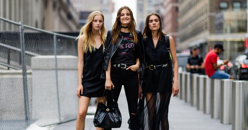 eganhunting: Street Style on Fashion Weeks