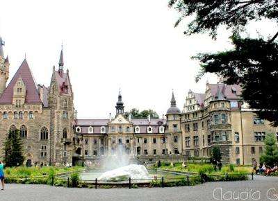 W obiektywie: Moszna Zamek