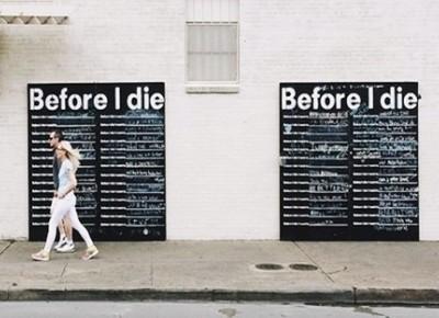 Zrób to przed śmiercią