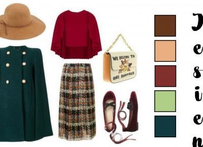 #MODA: test na Twój typ urody - nie bój się kolorów jesienią! ~ Centrum Reinkarnacji poczucia Własnej Wartości.